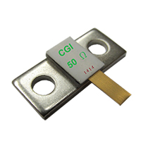 CBTN-150-1 Aluminum Nitride Stripline Base Mounted Terminations