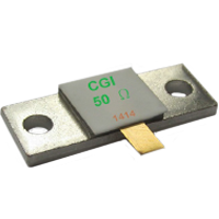 CBTN-250 Aluminum Nitride Stripline Base Mounted Terminations